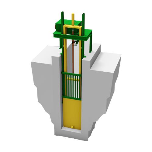 Dosing gate